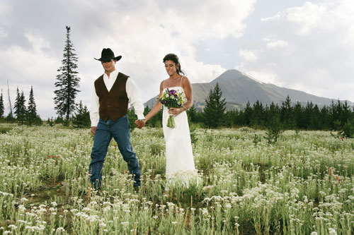 Western Wedding Shop Karen Klopp And Hilary Dick Fashion For