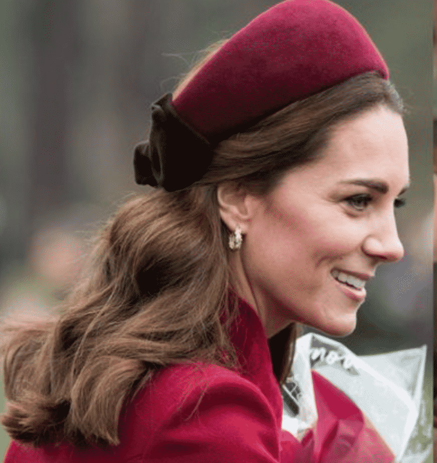 TOWN & COUNTRY: Kate MiddletonHas A New Signature Look: The Hatband