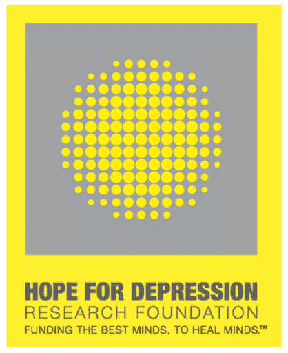Donate to Hope for Depression.