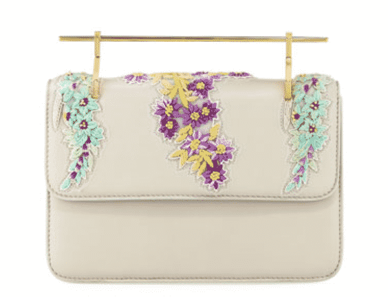 Spring Lunches M2Malletier La Fleur Du Mal Floral Top Handle