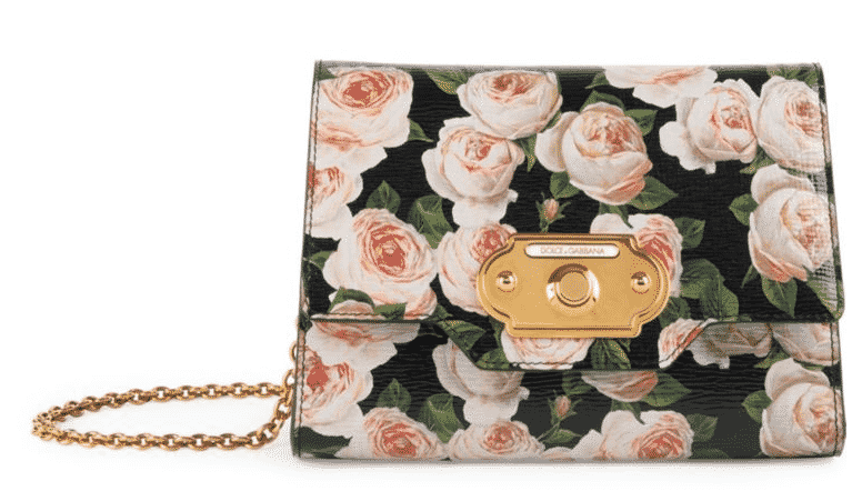 Dolce & Gabbana Mix Micro Floral Crossbody