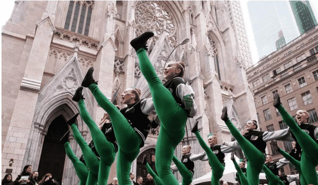 St. Patricks Day Parade, New York City, Manhattan