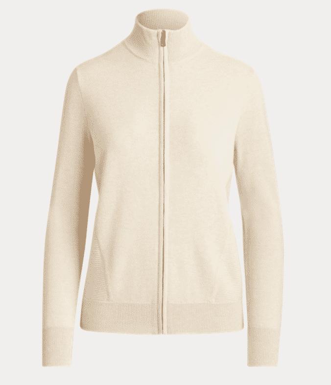 Ralph Lauren Thermal Golf Sweater
