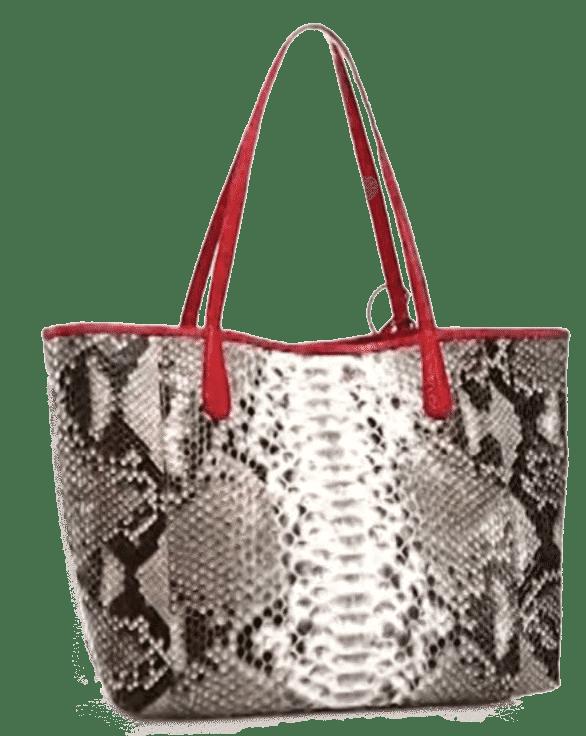 Nancy Gonzalez  - Python & Crocodile Tote  SALE $1950