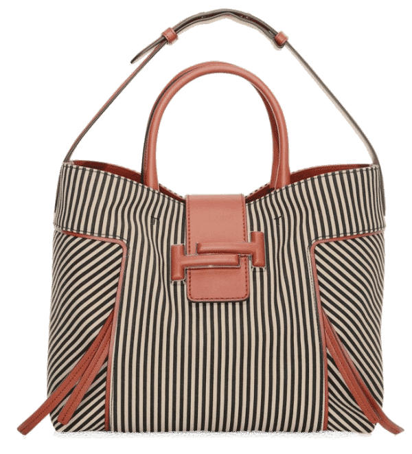 Tod's Medium Double T Strap Shopping bag  $1845