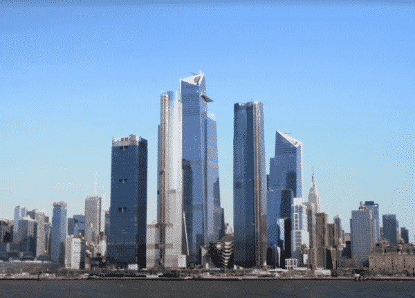 Hudson Yards, New York City, Manhattan's slickest gated community