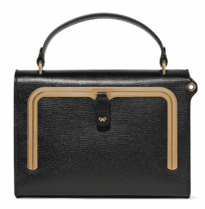Anya Hindmarch Bag.  Karen Klopp picks her favorite Mini Bags, a Fall Trend 2019