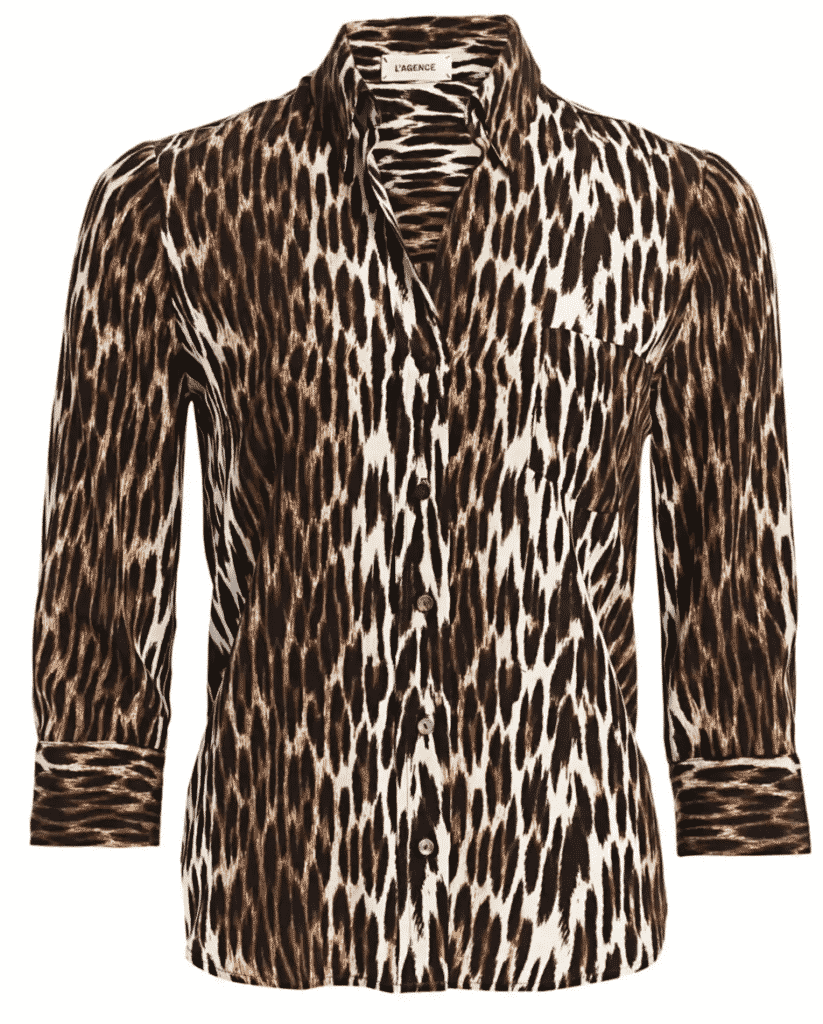 Fall Trends 2019 Karen Klopp picks Animal Print Tops