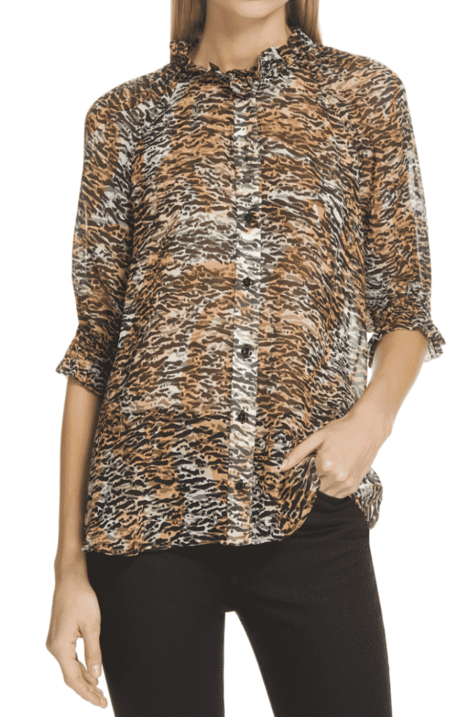 Fall Trends 2019 Karen Klopp Picks Animal Prints Tops