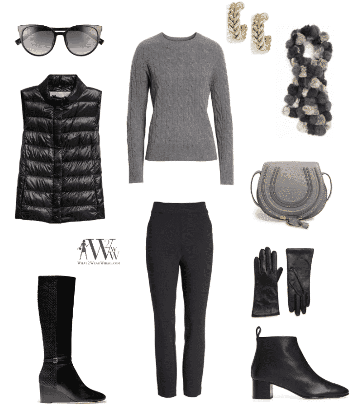 karen klopp advice, what to wear nyc, november,