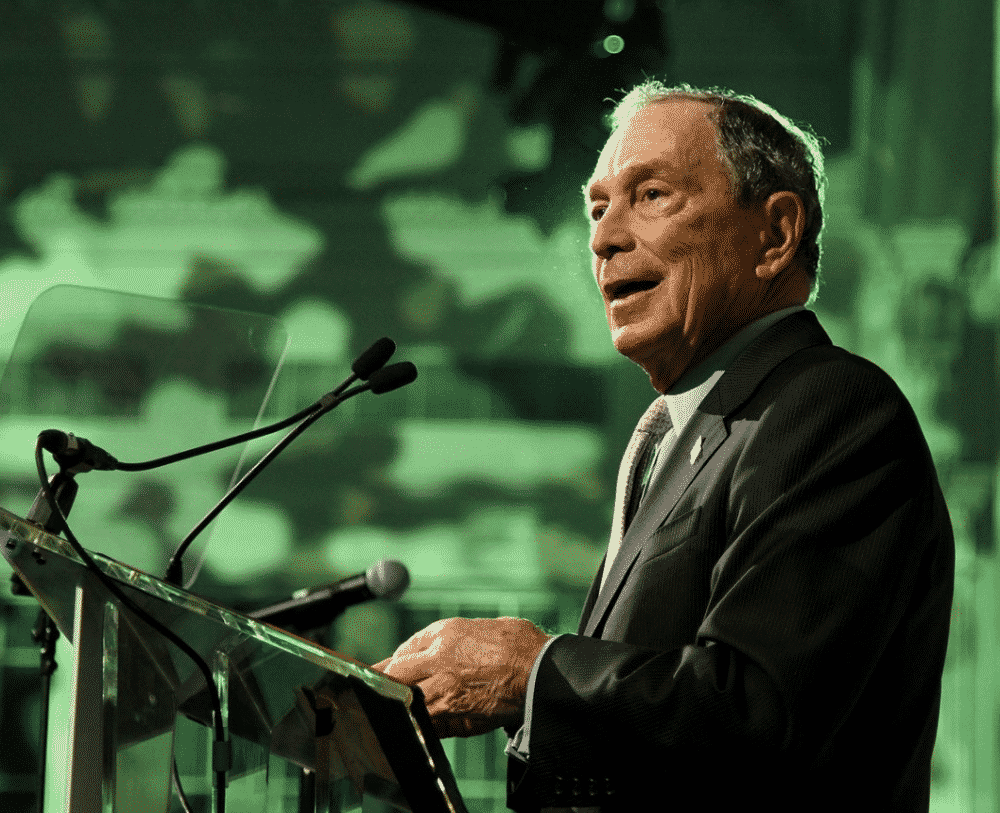 Michael Bloomberg launches Presidential Campaign